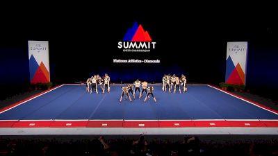 Platinum Athletics - Diamonds [2021 L2 Senior - Small Semis] 2021 The Summit