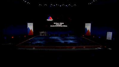 KC Cheer - FORCE [2021 L2 Senior - Small Semis] 2021 The Summit