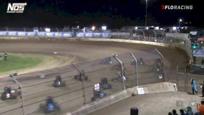 Highlights | USAC Midgets Friday at Kokomo Speedway