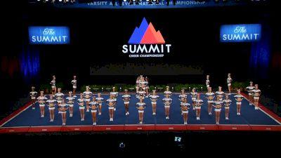 Cheer Extreme - Raleigh - Blush [2021 L5 Senior - Large Semis] 2021 The Summit