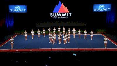 Cheer Extreme - Open 5 [2021 L5 Senior Open Semis] 2021 The Summit