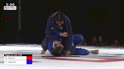 Vanessa Aguirre vs Brianna Reyes | Fight To Win 179