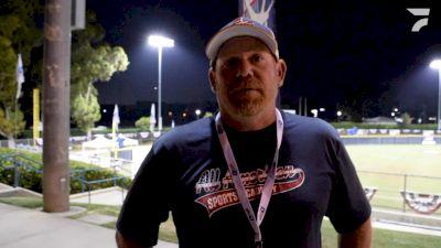 Coach Coach Charlie Pikas, AASA vs AAI Bandits Breer Recap At 2021 PGF Platinum Championship 16U