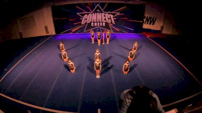 Connect Cheer Northwest - Lavender [L3 Youth] 2021 PacWest Virtual Championship