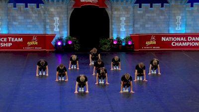Prima Dance All-Stars - Youth Coed Hip Hop [2021 Youth - Hip Hop Semis] 2021 UDA National Dance Team Championship
