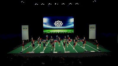 Teurlings Catholic High School [2021 Super Non Tumbling Game Day Semis] 2021 UCA National High School Cheerleading Championship