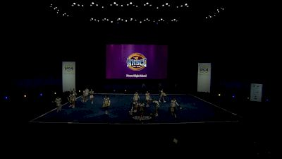 Nease High School [2021 Small Varsity Division I Semis] 2021 UCA National High School Cheerleading Championship