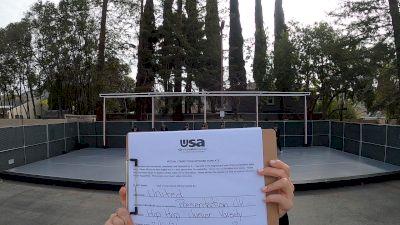 Presentation High School [Hip Hop Junior Varsity] 2021USA Virtual Dance Winter Series #2