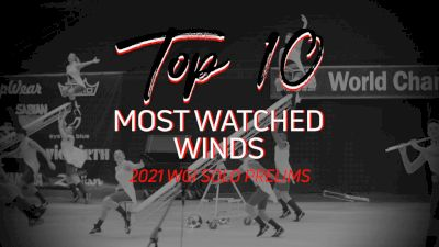 Top 10: Most Watched WGI Virtual Winds Solos