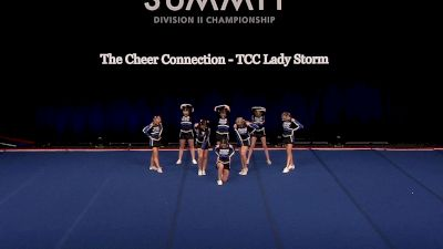 The Cheer Connection - TCC Lady Storm [2021 L4.2 Senior - Small Wild Card] 2021 The D2 Summit