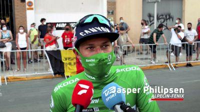 Philipsen: 'Keep The Stress Behind'