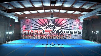 Stars Vipers - Miss Hiss [L6 Senior Open] 2021 NCA All-Star Virtual National Championship