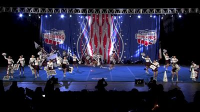 Pearland High School [2021 Game Day Coed Varsity Prelims] 2021 NCA High School Nationals