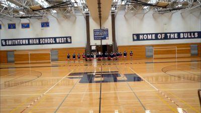 Smithtown High School West - TEAM [Varsity - Pom] 2021 NCA & NDA Virtual March Championship