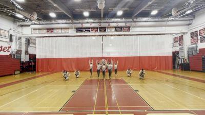 Syosset High School - TEAM [Varsity - Kick] 2021 NCA & NDA Virtual March Championship