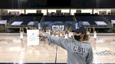 California Baptist University [College - Game Day - All In One Performance] 2021 USA Virtual West Coast Spirit Championships