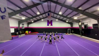 Dover Little Green - Varsity [Level 3 L3 Performance Recreation - 14 & Younger (AFF)] Varsity All Star Virtual Competition Series: Event III