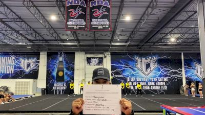 ICE - Black Ice [All Star Senior - Hip Hop] 2020 America's Best Virtual National Championship