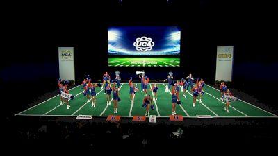 Boise State University [2021 Division IA Game Day Semis] 2021 UCA & UDA College Cheerleading & Dance Team National Championship