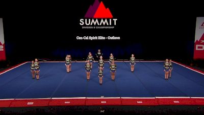 Cen-Cal Spirit Elite - Outlaws [2021 L1 Junior - Small Semis] 2021 The D2 Summit