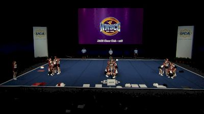 JAGS Cheer Club - 12U [2021 Trad Rec Non Aff 12Y Semis] 2021 UCA National High School Cheerleading Championship