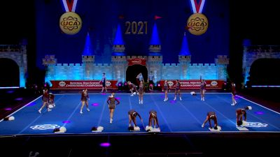 Niceville High School [2021 Small Junior Varsity Semis] 2021 UCA National High School Cheerleading Championship