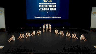 Northwest Missouri State University [2021 Open Jazz Finals] 2021 UCA & UDA College Cheerleading & Dance Team National Championship