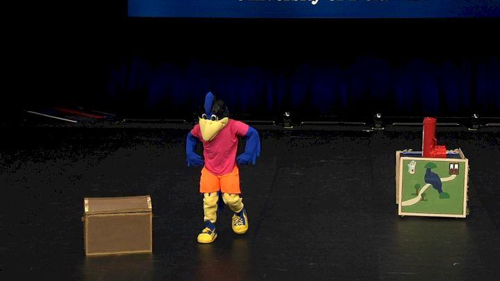 University of Delaware - YoUDee [2021 Mascot Finals] 2021 UCA & UDA College Cheerleading & Dance Team National Championship