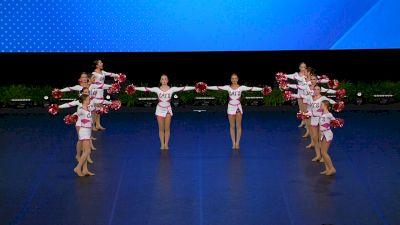 Iowa CATS - Junior Pom [2021 Junior - Pom Finals] 2021 UDA National Dance Team Championship