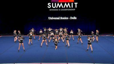 Universal Sonics - Dollz [2021 L4 Junior - Medium Finals] 2021 The D2 Summit