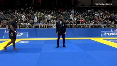 HUGO DOERZAPFF MARQUES vs GIALYSSON ADÃO SILVA FREITAS 2021 World IBJJF Jiu-Jitsu No-Gi Championship
