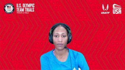 Ajee' Wilson - Women's 800m Final