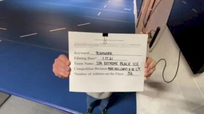 SYA Extreme - Black Ice [L4 Performance Recreation - 8-18 Years Old (AFF)] 2021 Varsity Recreational Virtual Challenge II