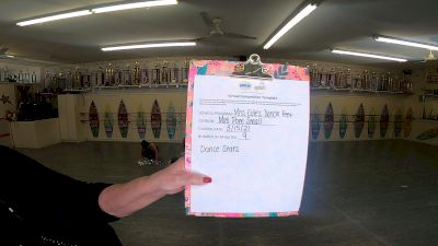 Miss Edie's Dancin Feet [Mini - Pom] 2021 UCA & UDA March Virtual Challenge