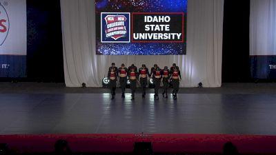 Idaho State University - The Bengal Dancers [2021 Team Performance Division I Finals] 2021 NCA & NDA Collegiate Cheer & Dance Championship