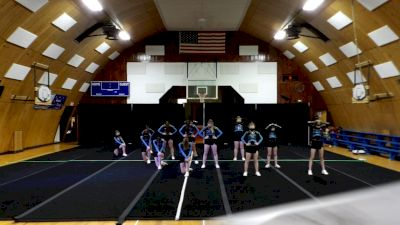 Island Cheer [L2 Performance Recreation - 18 and Younger (NON) - NB] 2021 USA Spirit & Dance Virtual National Championships