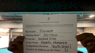 Wicked Elite - Malefic Monarchs [L1 Youth] 2021 The Regional Summit Virtual Championships