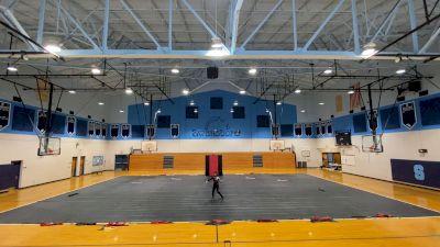 Swansboro HS Winterguard - Paint It Black - SRA2 - AIA