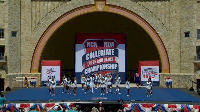 Coastal Carolina University [2021 Advanced Small Coed Division IA Prelims] 2021 NCA & NDA Collegiate Cheer & Dance Championship