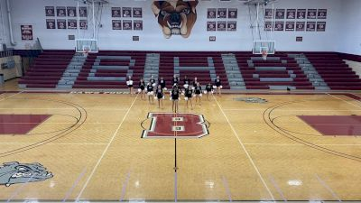 Bearden High School [Virtual Large Varsity - Pom Semi Finals] 2021 UDA National Dance Team Championship