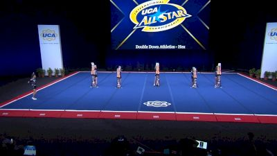 Double Down Athletics - Hex [2021 L2 Youth - D2 - Small Day 2] 2021 UCA International All Star Championship