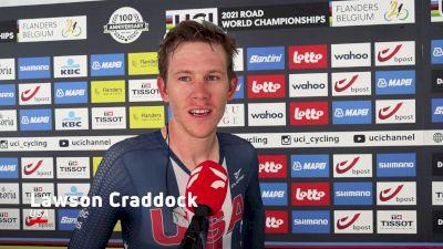 Lawson Craddock: 'I Think I Owe my Career To Jim Miller'