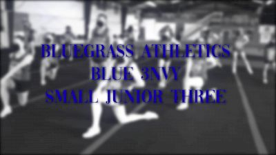 Bluegrass Athletics Blue 3nvy Sneak Peek