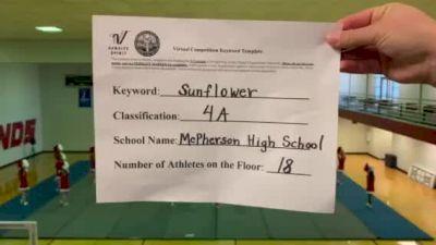 McPherson High School [4A Game Day] 2020 KSHSAA Game Day Spirit Virtual Showcase