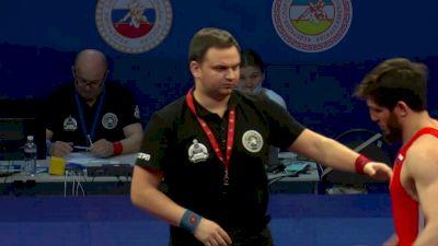 79 kg Bronze Medal Match, Gadzhi Nabiev vs Akhmad Tashukadzhiev