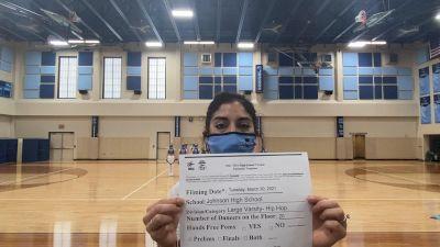 Johnson Legacies [Virtual Large Varsity - Hip Hop Prelims] 2021 NDA High School National Championship