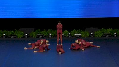 Hamilton High School - Dance Company [2021 Small Varsity Jazz Semis] 2021 UDA National Dance Team Championship