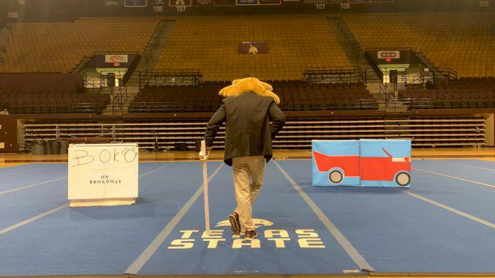 Texas State University [Virtual Mascot Finals] 2021 UCA & UDA College Cheerleading & Dance Team National Championship