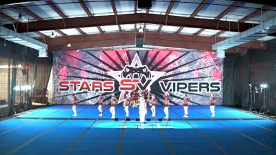 Stars Vipers - Diamondbacks [L5 Junior - Small - A] 2021 NCA All-Star Virtual National Championship
