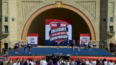 Stephen F Austin State University [2021 Intermediate All-Girl Division I Prelims] 2021 NCA & NDA Collegiate Cheer & Dance Championship